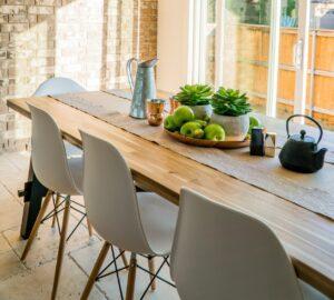 kitchen table organic