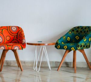 recycled chairs